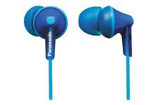 Panasonic Hje125e Ergofit In-ear Headphones - Blue
