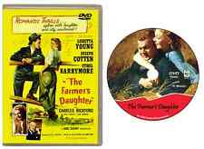 The Farmer's Daughter 1947 DVD -( 720p)  Loretta Young, Joseph Cotten