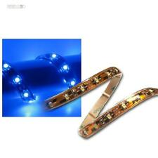 (6,80€/m) SMD LED STRIP BLAU Streifen flexibel IP65 wasserdicht Lichtband Leiste