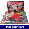 PICK YOUR PARTS - Monopoly CHEATERS Edition Board Game - SPARES / REPLACEMENTS