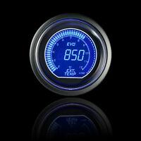 "Blue Red 2"" 52mm EGT Exhaust Gas Temp Car Motor Digital LED Light Gauge Meter"