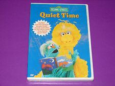 Sesame Street - Quiet Time   DVD    ***NEW SEALED***