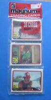 1982 Donruss  Magnum PI Unopened Rack Pack