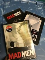 Mad Men Season 1 2 3 One Two Three DVD SETS New Sealed
