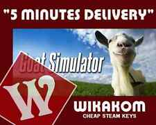 Goat Simulator - Steam Gift Digital Key [PC & MAC] Fast Delivery