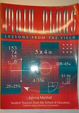 Math Plans: Lessons from the Field, Marshall, 1997, Allyn & Bacon