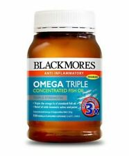 Blackmores Omega Triple Concentration Fish Oil 150 Caps