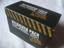 Ryuhei Kitamura THREE SteelBook 7movie ltd munition Box VERSUS ALIVE ARAGAMI DVD