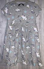 Girls Age 2-3 Years - Dress From George - Unicorns
