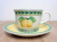 Villeroy & Boch French Garden 1 Teetasse mit Unterteller