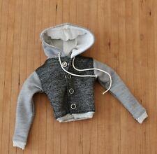 Minifee Slim MSD MNF BJD 1/4 ball joint doll MyPrintSS sports top hooded jacket