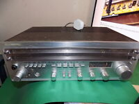 AIWA VINTAGE HI FI STEREO FM-AM RECEIVER Audio AMPLIFIER Amp AX-7600 Japan FAULT