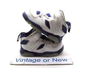 Nike Air Jordan FTCLUB '91 White Grape Ice Black New Emerald TD 2013 sz 5C