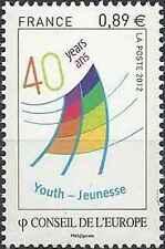 Timbre France service 153 ** année 2012 lot 18688