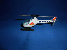 HELICOPTER AIRCRAFT D-HRED White Plastic Toy Vehicle Kinder Surprise Egg 1996