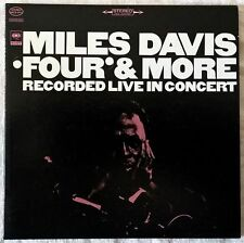 MILES DAVIS FOUR & MORE JAPAN CD PAPERSLEEVE MINI LP