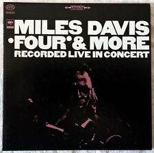 MILES DAVIS FOUR & MORE JAPAN CD PAPERSLEEVE MINI LP