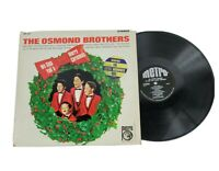 The Osmond Brothers, We Sing You a Merry Christmas,  Vinyl LP, MGM.