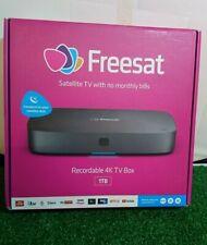 Freesat Recordable TV Box UHD-4X-1000 Smart 4K Ultra HD 1TB Digital TV Recorder