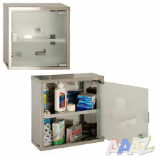 Stainless Steel Modern 60cm-80cm Height Cabinets & Cupboards