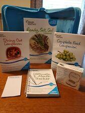 Weight Watchers 2010 Points Plus Member Kit Calculator Books Binder