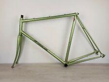 Cadre Super Vitus Mercier vélo vintage course 1970s France old bicycle frameset