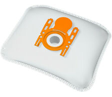 10 Staubsaugerbeutel für Bosch Pro Parquet Silence mit Plastikverschluss