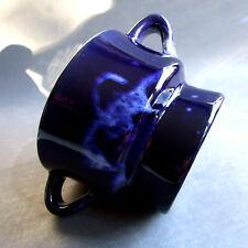 Marei (not Roth) céramique vase 4209 West German Pottery Midcentury Vintage Blue