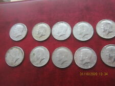 Kennedy Silver half Dollars