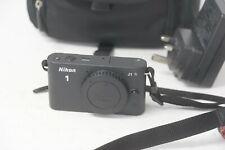 Nikon J1 10.1MP, Interchangeable Lens (Pop Up Lens),No Lens-Only Digital camera