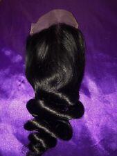 12A Mink Loose Wave Virgin Hair Closure (16