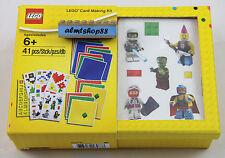 LEGO - Card Making Kit Set 850506 NISB Birthday Party NEW & SEALED!