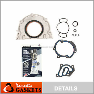 Fits 04-11 Buick Chevrolet Cadillac Pontiac Saturn 3.6L DOHC Lower Gasket Set