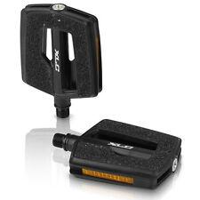 XLC Fahrrad Trekking City Comfort-Pedale PD-C10 Griptape schwarz
