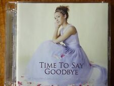 2 CD ALBUM - TIME TO SAY GOODBYE - Various Artists [2009]