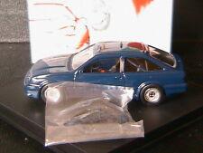 FORD SIERRA COSWORTH RACING PLAIN BODY DARK BLUE TROFEU 117 1/43 RIGHT HAND DRIV