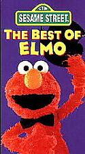 SESAME STREET - THE BEST OF ELMO