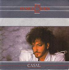 """7"""" promo TINO CASAL panico en el eden SPAIN EMI 1984 MOVIDA"""