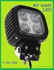 Estremamente LED Proiettore di lavoro 12 24v 40w CREE 2800lm Fanali Fuoristrada Auto