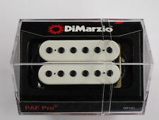 DiMarzio REGULAR SPACED PAF Pro Humbucker White DP 151