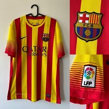 Barcelona Nike 2013 2014 Away Football Shirt Barca Soccer Jersey Bnwot M
