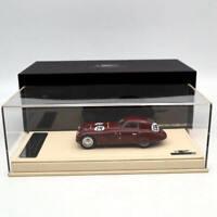 TSM 1938 Alfa Romeo 8C 2900 #19 Le Mans 24 Hours TSMCE164301 1/43 Resin Models