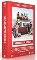 Braccialetti Rossi - Serie Tv  - 2^ Stagione - Cofanetto 3 Dvd + Gadget - Nuovo