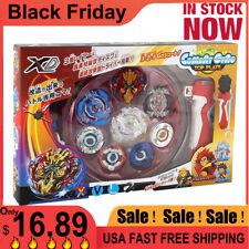 Beyblade Burst Arena Stadium Battle Spinning Evolution Kit Set Toys Gifts Kids