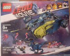 Lego 70835 The Lego Movie 2 Rex's Rexplorer- Factory Sealed