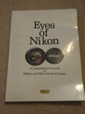Rare Eyes Of Nikon Book in Excellent Condition