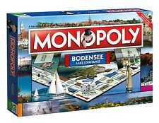 MONOPOLY - BODENSEE - Winning Moves 41986 - NEU