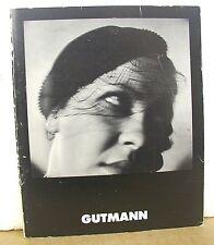 Gutmann - Photographs of John Gutmann by Maia-Mari Sutnik 1985
