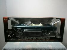 1/18 HIGHWAY 61 CONVERTIBLE 1967 DODGE CORONET R/T