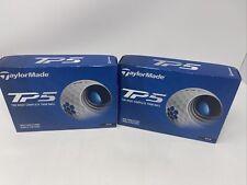 New listing TaylorMade TP5 Golf Balls White 2 Dozen New! 2021 FREE SHIPPING!